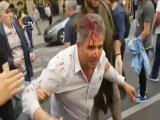 polisên Elmaniya li ser gelê kurd terolek mîna AKP Dide meşandin #Berlin