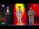 Kurd Idol - Rawan Îbrahîm & Ferzad Mehdînya & Zêrevan Casim - Yek Mumik