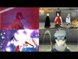Naruto Shippuden Ultimate Ninja Storm 4 Adult Sarada Moveset Mod Release + Adult Mitsuki Model