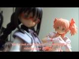Figma Stop Motion: Madoka: Sekai no Owari Episode 1