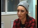 Вокалистка рок-группы Louna Лусинэ Геворкян я верю в человеческую силу