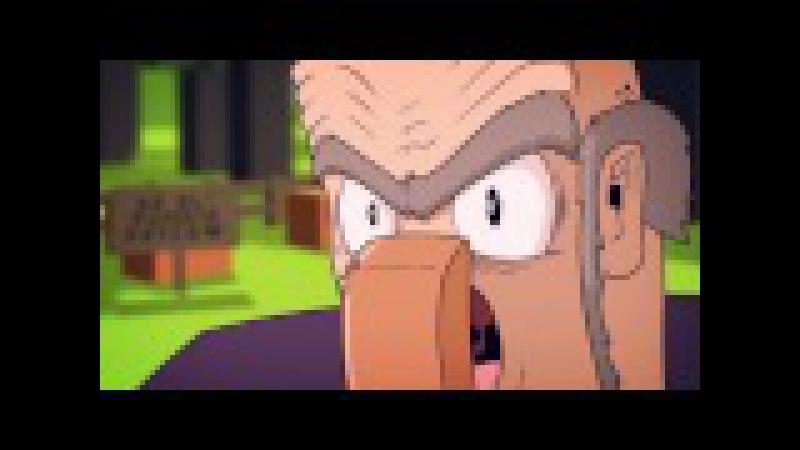 Эпичное приключение в Майнкрафте (Все эпизоды) БОНУСНАЯ КОНЦОВКА | Переделанная версия