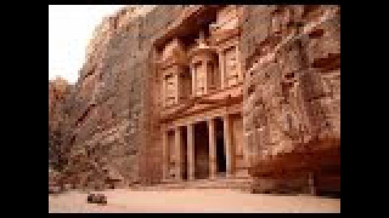 Чудо света. Петра –древний город в Аравийской пустыне. Фильм National Geographic 19.10.2016