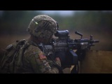 US Soldiers Firepower Demonstration  - M1A2 Abrams, M109 Paladin, M2A2 Bradley, UH-60 in the Baltics