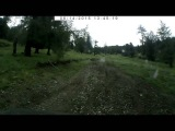 подъём на каянчинский перевал и онгудайский ретранслятор (сокращенно)