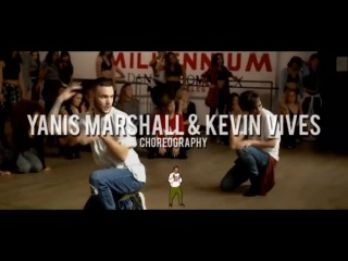 YANIS MARSHALL & KEVIN VIVES/ HIGH HEELS/ BRITNEY SPEARS FEAT TINASHE - SLUMBER PARTY
