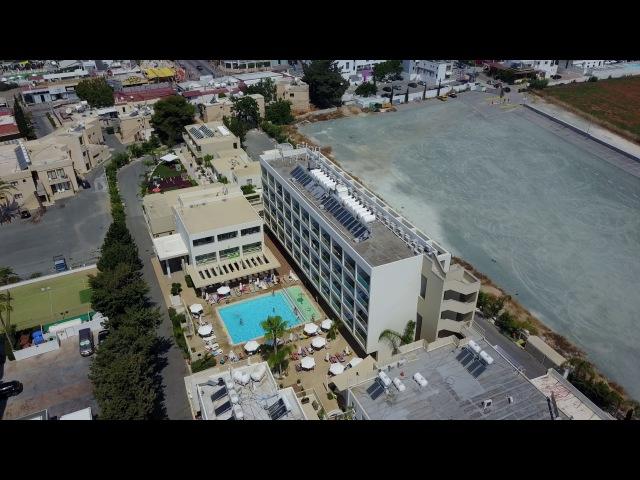 Nelia Gardens Hotel.Айя-Напа Кипр,Ayia Napa Cyprus.