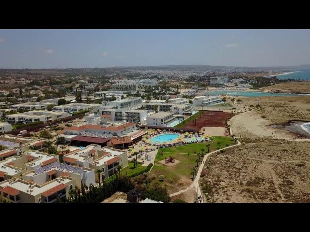 Aktea Beach Village Актеа Бич Виладж.Айя-Напа Кипр,Ayia Napa Cyprus.