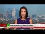 Alert, Many earthquakes have occurred  Yellowstone super volcano up eruption fears