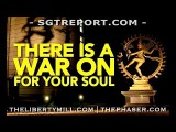 THERE IS A WAR ON FOR YOUR SOUL