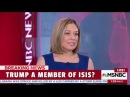 MSNBC's MOST INSANE ANTI-TRUMP ANALOGY YET