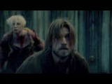 Brienne+Jaime So I cross my heart, and I hope to die