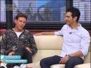 Entrevista a Juan Alfonso Baptista y Tiberio Cruz en Muy Buenos Días - 26 de Enero de 2017.