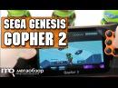Sega Genesis Gopher 2 обзор консоли