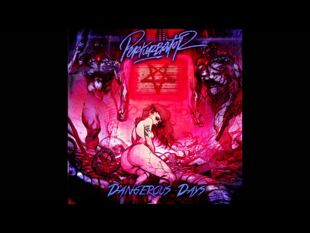 Perturbator - Hard Wired (feat. Isabella Goloversic) [Dangerous Days - Official]