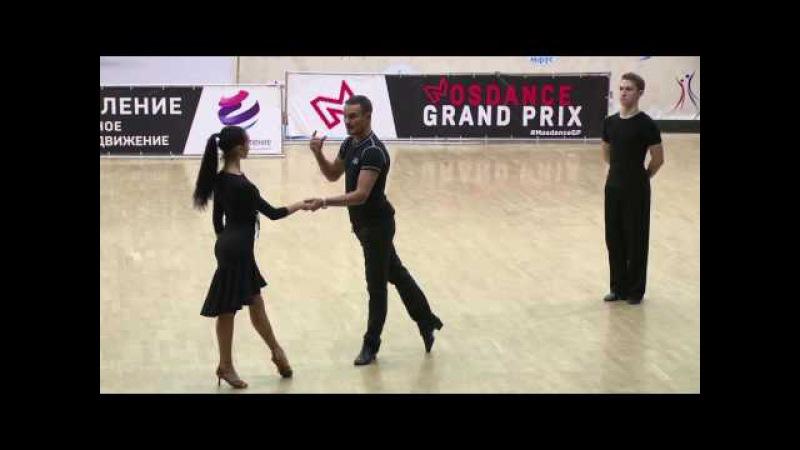 I Конгресс Новое Поколение | Лекции и семинары по Латиноамериканской программе танцев