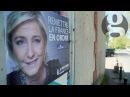 Marine Le Pen's rise in 'forgotten France'