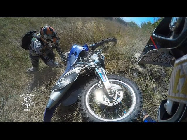 Enduro Trip | Early Autumn |3| ONEPISTONCREW