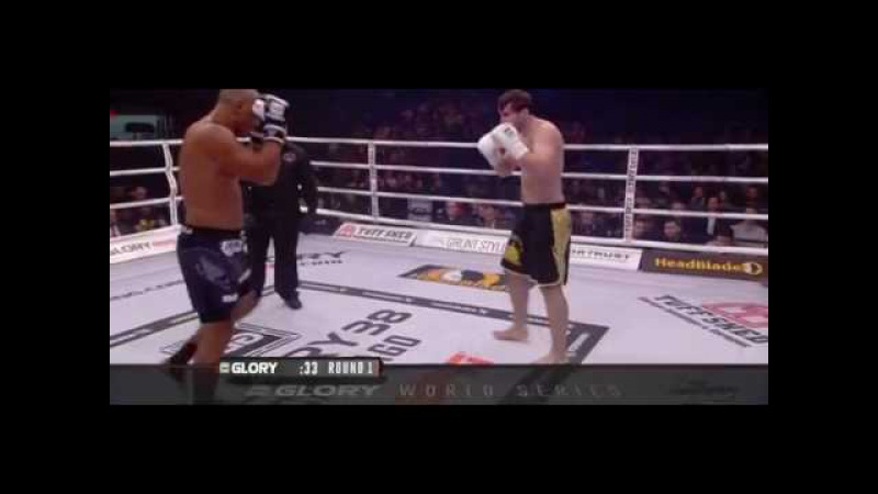 Glory World Series 38 | Artem Vakhitov vs Saulo Cavalari | GLORY 38 - CHICAGO