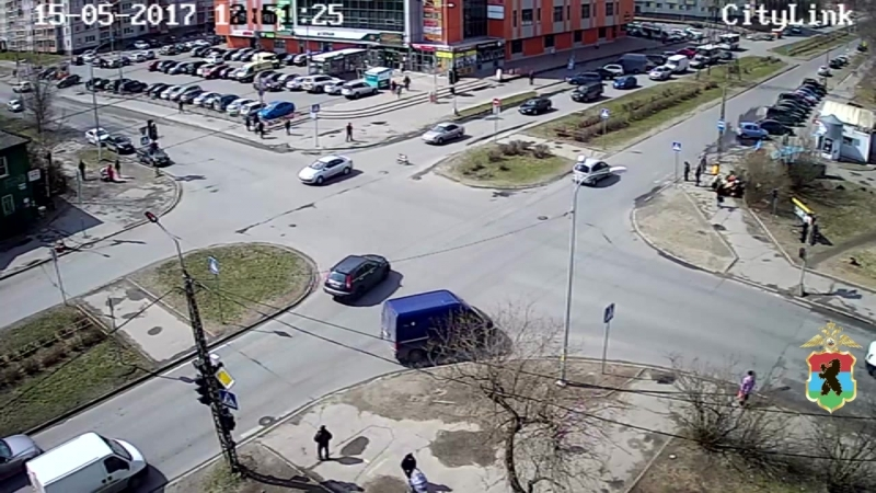 Видеорозыск подозреваемого в грабеже