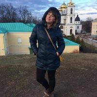 Анкета Людмила Проскурина