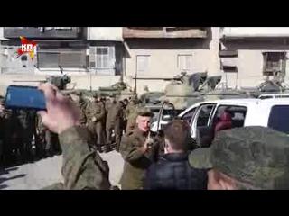 Российский сапер взорвал соцсети репом из Алеппо