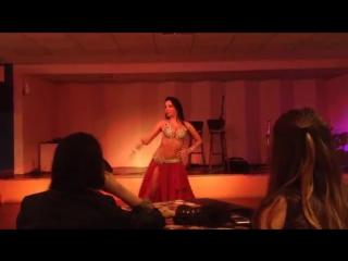 Verônica Dias- Dança com Espada (Semana Árabe- Rio Quente Resort) 2817