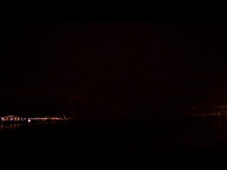 Новогодний фейерверк от Аэрофлота