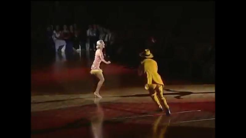 Maxim Kozhevnikov Yulia Zagoruychenko - Show Dance The Mask (WSSDF2007)