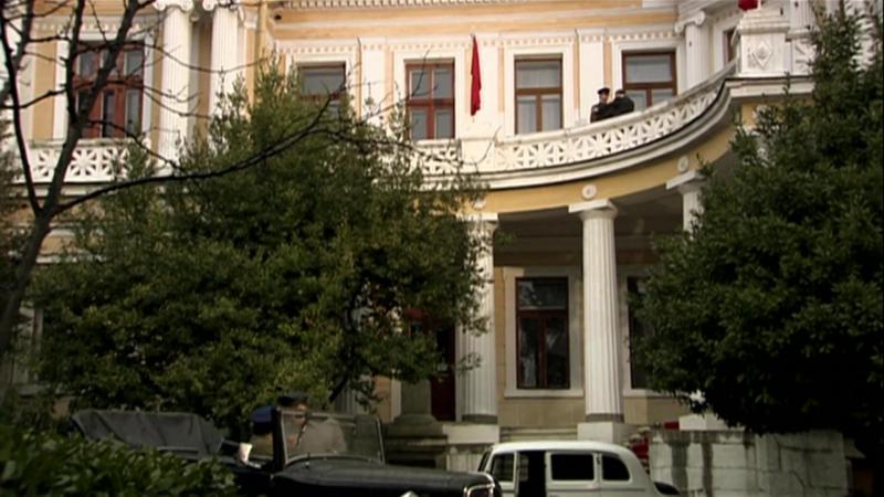 Московская сага.Серия 07