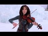Dubstep Violin - Lindsey Stirling - Crystallize ( 2012 )