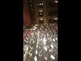 Верди, Гимн Наций, Шайи, Мели, Хор Ла Скала, 2017