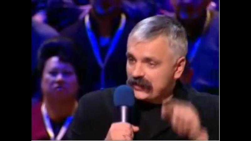 Дмитро Корчинський на Свободі на Інтері. 5.12.2008