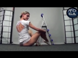 Contortionist Flexibility Splits Stretching Gymnastics Riti 01
