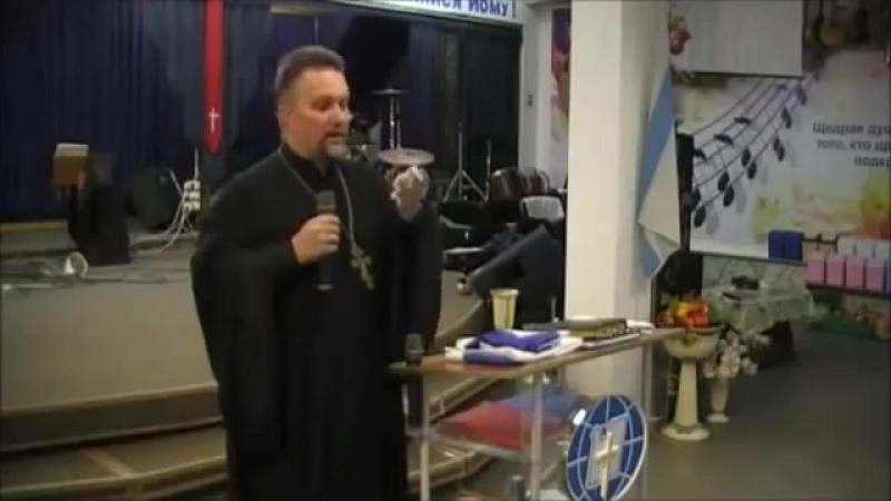 Гимн Атиква в исполнении Архиепископа С.Журавлёва_ Слово Божие сделало меня сион