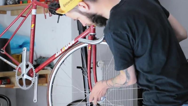 2010 Samson NJS Keirin Trackbike