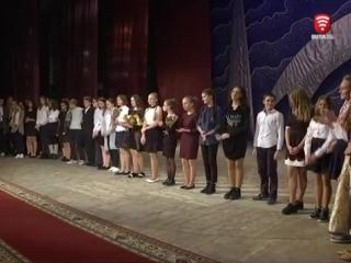 Телеканал ВІТА новини 2016-10-18 2 сотні учнів 7 ліцею офіційно посвятили в ліцеїсти