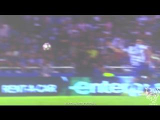 Шикарный гол Рауль Гарсии | DROBIN | vk.com/nice_football