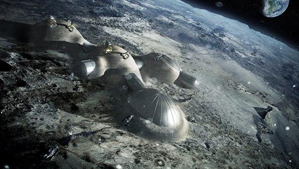 Российско-европейский документ по освоению Луны могут подписать в 2017 году