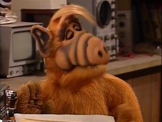 Alf Quote Season 4 Episode 5_Альф Вилли и радио