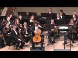 БИС Г.Кассадо Танец зелёного дьявола исп. Александр Рамм (виолончель)