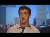 Молодой студент Марк рассказывает про какую-то социальную сеть (2004)
