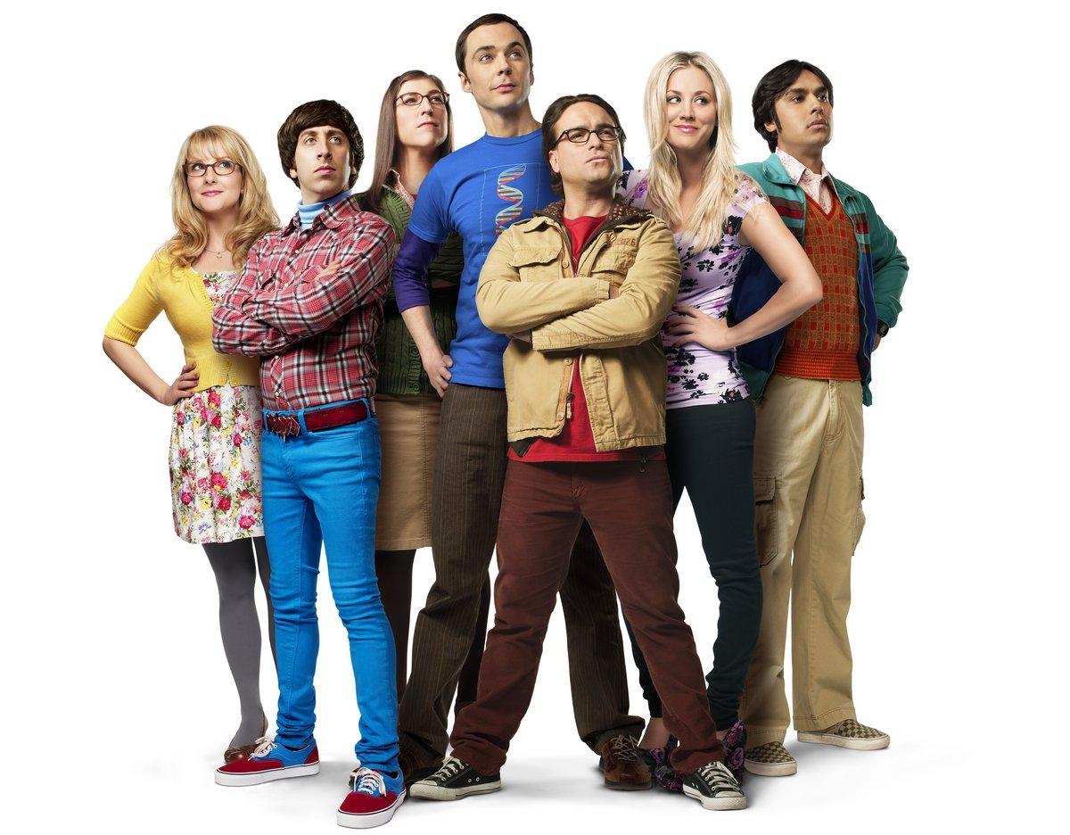 Магазин Теория Большого Взрыва Big Bang Theory