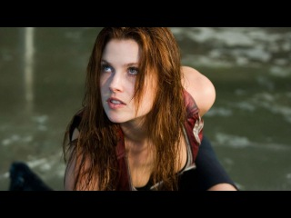 Ali Larter on Claire Redfield's Return to Resident Evil - NYCC 2016