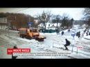 Прорив водогіну паралізував магістральну вулицю Вінниці