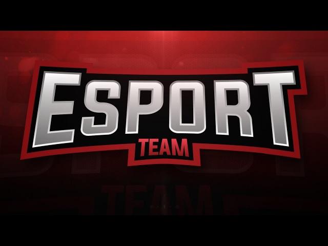 Tutorial | Mascot/Sporty/Esport Text Logo Design | Illustrator CC