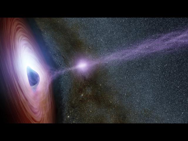 Черные дыры. Картины Хаббла. Вселенная глазами совершенного телескопа. Космос HD 17.03.2017