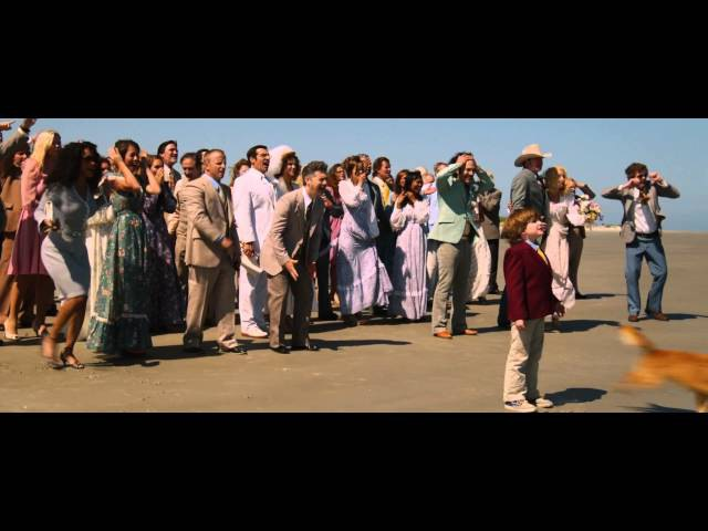Anchorman 2 - Shark Attack Scene HD