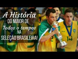 Falcão #OREI - Nossa homenagem ao maior de todos os tempos!! - Futsal King