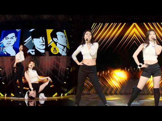 Lee Sumin Go Ara|이수민·고아라 연습생 출신들의 무대 'Bang Bang' 《KPOP STAR 6》 K팝스타6 EP16